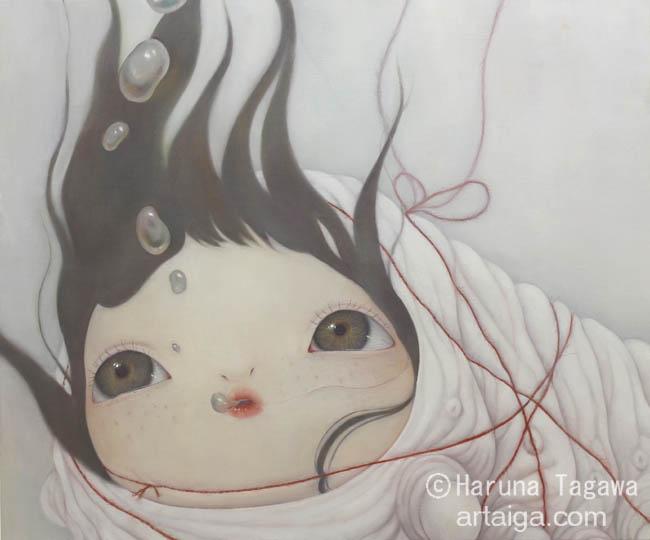 田川春菜 ☆ 方々霧中